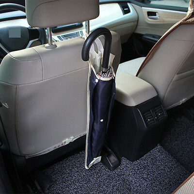 Car Umbrella Carrier Cover Waterproof PVC Bag Polyester Protector Storage Holder