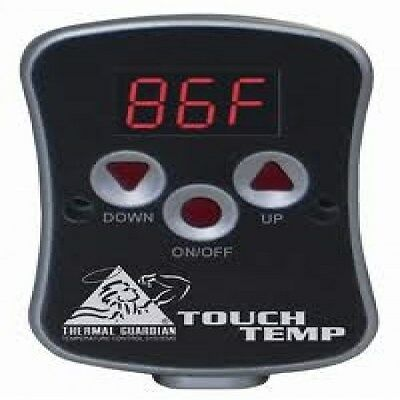 Touch Temp Digital Waterbed Heater / Fill Kit W/ Conditioner/ Patch Kit