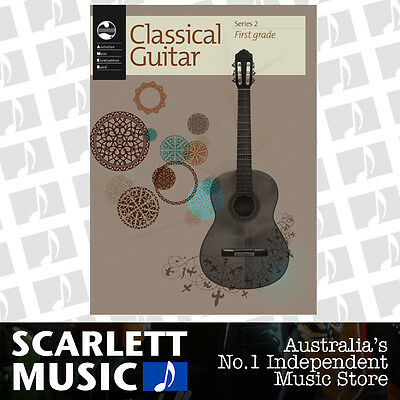 AMEB Classical Guitar Series 2 - Grade 1 ( One / First ) Book *BRAND NEW*