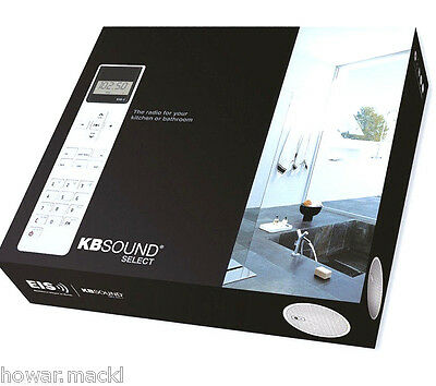 Kb Sound Select In Ceiling Radio & Speakers  For 220-240V Markets - Brand New