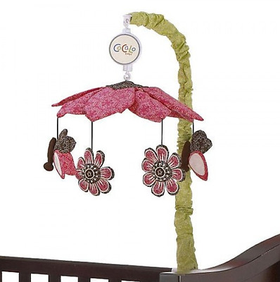 Taffy Music Mobile by CoCaLo-Nursery Baby Crib Mounted Music - FREE EXPEDITED