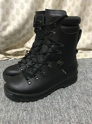 British Army Issue GTX GORE-TEX VIBRAM SOLE Combat Boots Men's UK9 M EU43