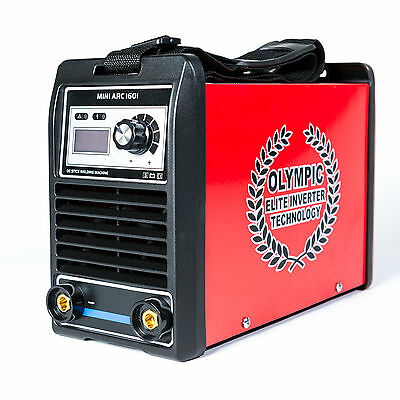 MINI ARC 160i MMA/TIG VRD INVERTER WELDER (OLYMPIC)