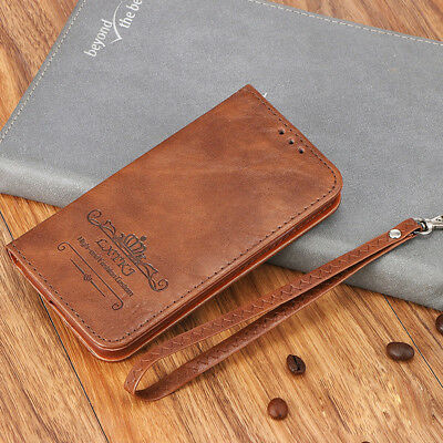 Luxury Leather Shockproof Back Card Holder Case Cover For iPhone 7 7 Plus 6 6s