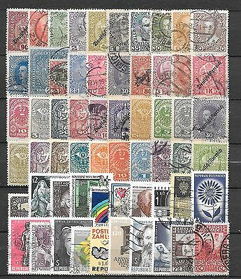 Austria, Used, 60 Various