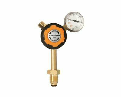 Cigweld 201003 CutSkill LPG REGULATOR 400KPA Failsafe & Accurate Pressure Gauge