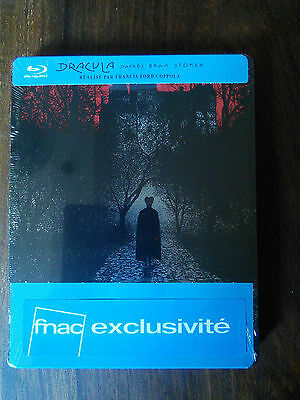 Dracula - steelbook - blu-ray - édition exclusive - COPPOLA - NEUF SOUS BLISTER