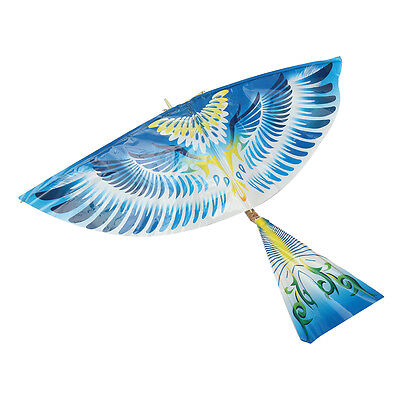 Diy Rubber Band Elastic Powered Ornithopter Plane Flapping Bird Mechanical Wings
