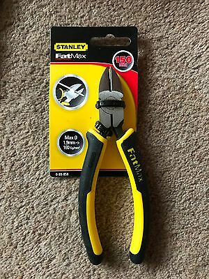 STANLEY FATMAX 150mm DIAGONAL CUTTING PLIERS *REDUCED* £6-00