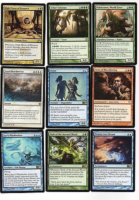 Magic the gathering MTG lot of 18 mixed cards < Free Postage > lot 23