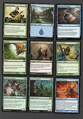 Magic the gathering MTG lot of 18 mixed cards < Free Postage > lot 39