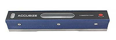Accusize 12 Master Precision Level in Fitted Box, Accuracy 0.0002 10 , S908 C687