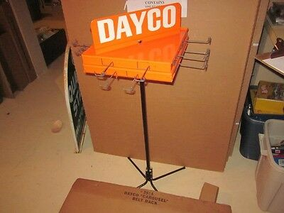 vintage dayco belt carousel rack snowmobile new in box
