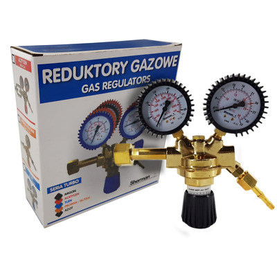 NEW Gas bottle regulator CO2 Argon Mig Tig Welding Regulator 0-315 bar RB-CO2