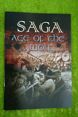 SAGA AGE OF THE WOLF (Campaign Book) from GRIPPING BEAST