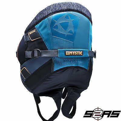 2017 Mystic Supporter Seat Harness (Teal)