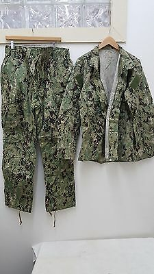 US Navy Issued Seabees Pant/Shirt Set-NEW