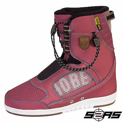 2017 Jobe EVO Women's Wakeboard Boots (Red)