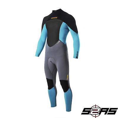2017 Mystic Star 5/4mm Back-Zip Fullsuit