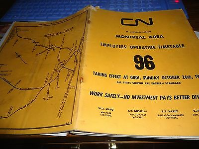 1969 Oct 26 Montreal  Area  St.lawrence Region   #96  E.t.t.