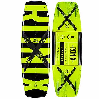 2017 Ronix District Boat Wakeboard