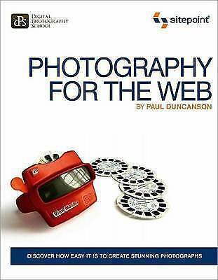Photography for the Web by Paul Duncanson (Paperback, 2010)