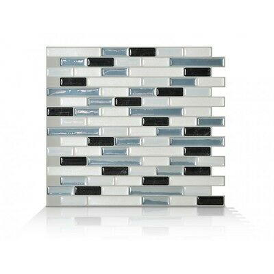 Smart Tiles SM1041-6 SELF-ADHESIVE WALL TILES 6/SHEET MURETTO BRINA MOSAIK