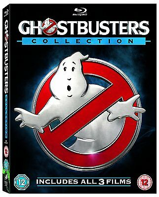 Ghostbusters 3 Movie Collection: New Blu-Ray