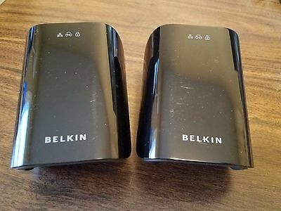 belkin Powerline Adapter