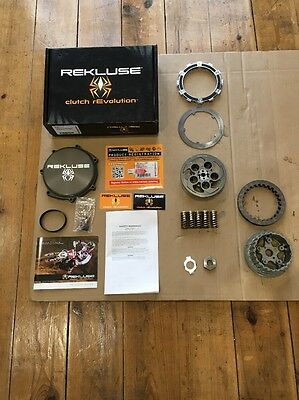 RMS7771 CLUTCH REKLUSE AUTOMATIC CORE EXP YAMAHA YZ250F 2001 - 2013 also gas gas