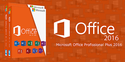 Microsoft Office 2016 Professional Plus Product Key & Official Ms Download Link