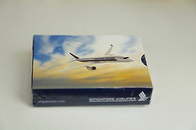 Singapore Airlines A350 Kartenspiel Deck of Cards Spielkarten Playcards NEW