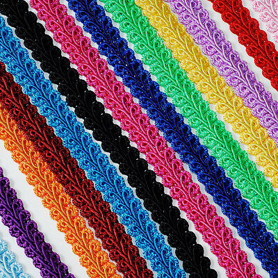 Braided Gimp Trim Ribbon Sewing Ribbon Scrapbook Embellishments Crafts Projects
