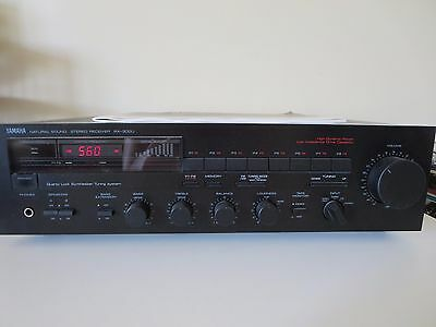 YAMAHA Natural Sound RX-300 U Stereo Receiver