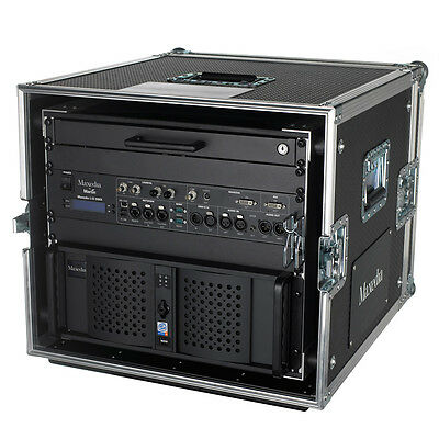 Martin Maxedia Media Server with Floating Case