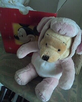 Winnie the Pooh Pig 2007 Limited Edition Collectable Teddy Bear Great Gift
