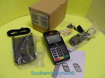 Ingenico iWL220 Credit Card Terminal with Base.