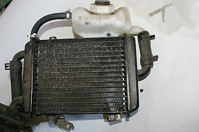 Peugeot  Speedfight  Colant Motor Radiator 1999 year 50 cc 2 stroke