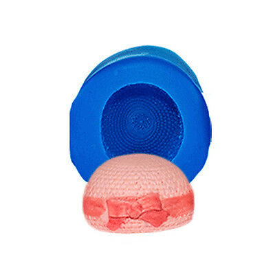 First Impressions Molds Silicone Mould - Baby Hat - Bow - Medium
