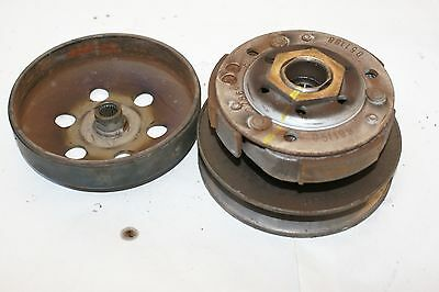 Peugeot Speedfight 50 cc 2 stroke  1999 year driver pulley clutch