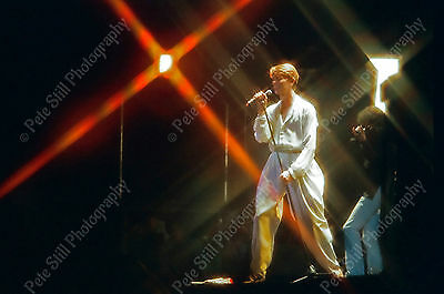 DAVID BOWIE in concert Earls Ct 1978. 50 Rare PHOTOS! Low/Heroes not cd. *SALE!*