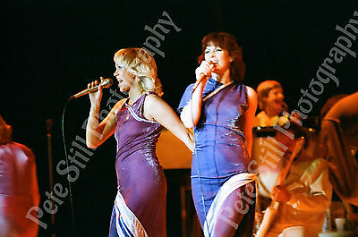 ABBA in concert at Wembley 1979! 80 RARE PHOTOS! Voulez-Vous Tour. not cd lp