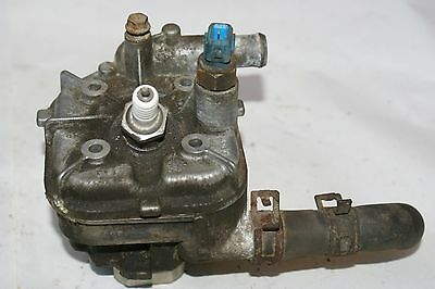 Peugeot Speedfight 50 cc 2 stroke Cylinder Head and Barrel 1999 year