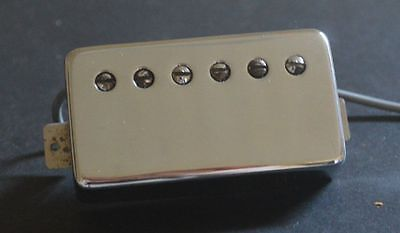 Vintage 1971 Gibson Patent Number Sticker T Top Pickup 7.56 Ohms 1226PU4