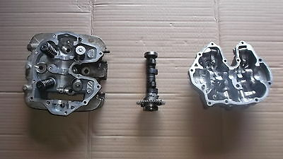 Honda Xr 400R  2002 Cylinder Head Cam Rockers Top Cover Complete