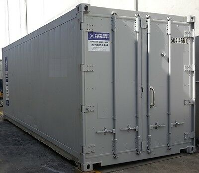 20ft Refrigerated Container, 3 Phase, Coolroom or Freezer, Portable Coolroom