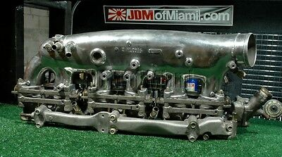 NISSAN RB26DETT INDIVIDUAL THROTTLE BODIES / RB26 SKYLINE GT-R ITBs MANIFOLD