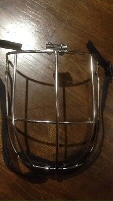 NEW KILKENNY FACEGUARDS (Cooper Helmet/GAA/Gaelic football/Hurling/SK100)