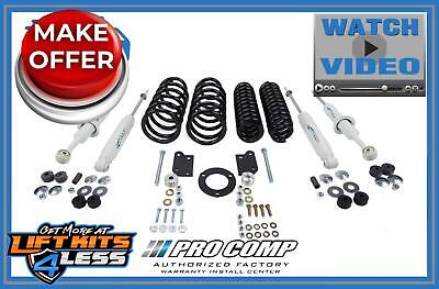 Pro Comp K5074B 3'' Lift Kit w/ES Shocks for 2007-2014 Toyota FJ Cruiser