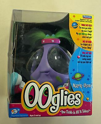 OOglies Mara-thon, Playmates, 1999, Electronic Interactive, Vintage, NEW in Box